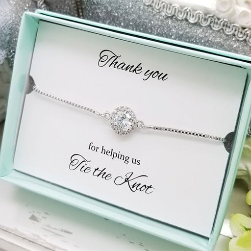 Bridesmaid Bracelet Gift