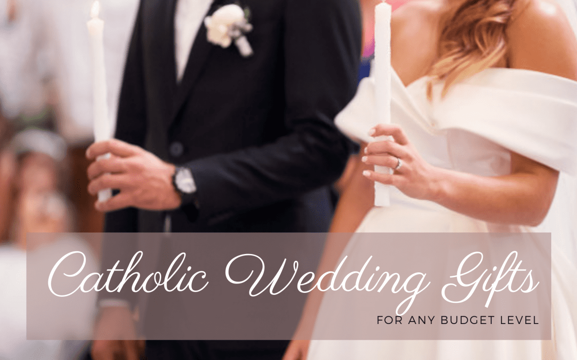 catholic wedding gifts - thumbnail