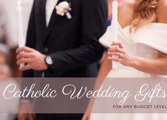 catholic wedding gifts - thumbnail