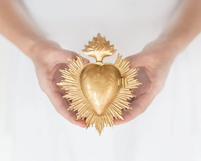 catholic wedding gift - Catholic Heart