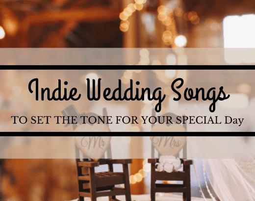 indie wedding songs - thumbnail