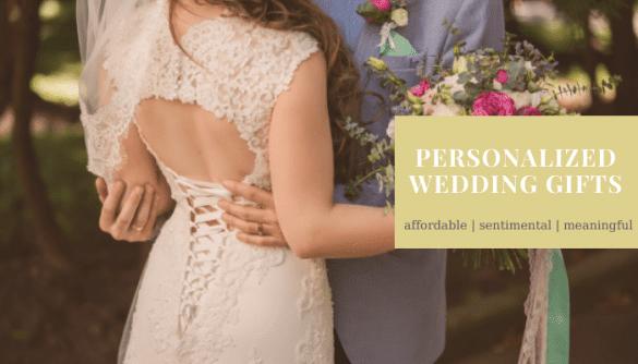 personalized wedding gift - thumbnail