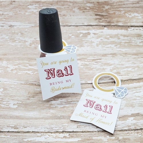 Nail Polish Tag