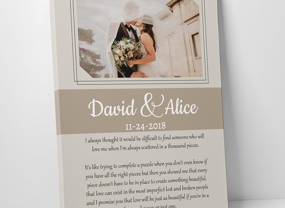 anniversary custom vow