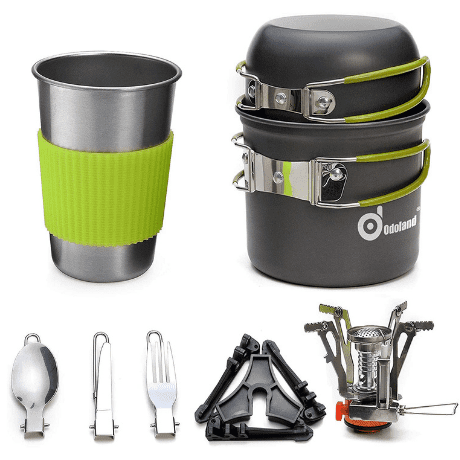 Camping Cookware Stove