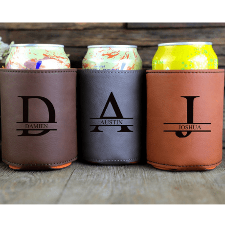Engraved Can Coolers