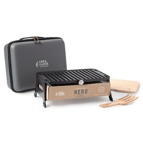 Reusable & Portable Eco-Friendly Grill - Wedding gifts for outdoorsy couples
