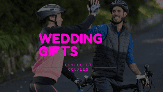 Over 25 Must-Buy Wedding Gifts for Outdoorsy Couples