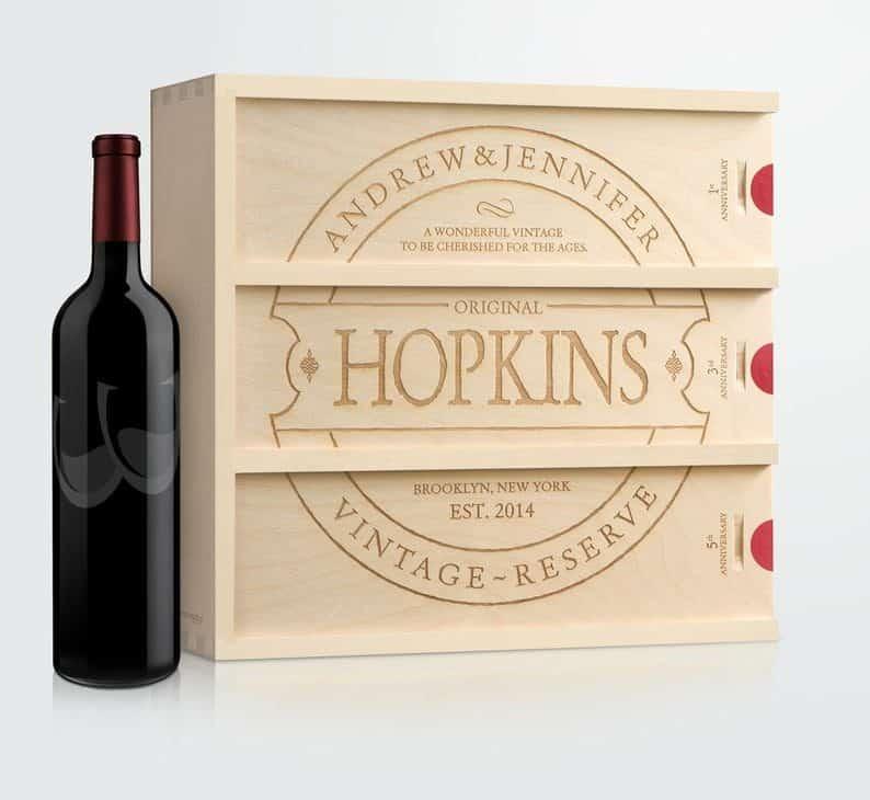 Wine Box - Family Vintage