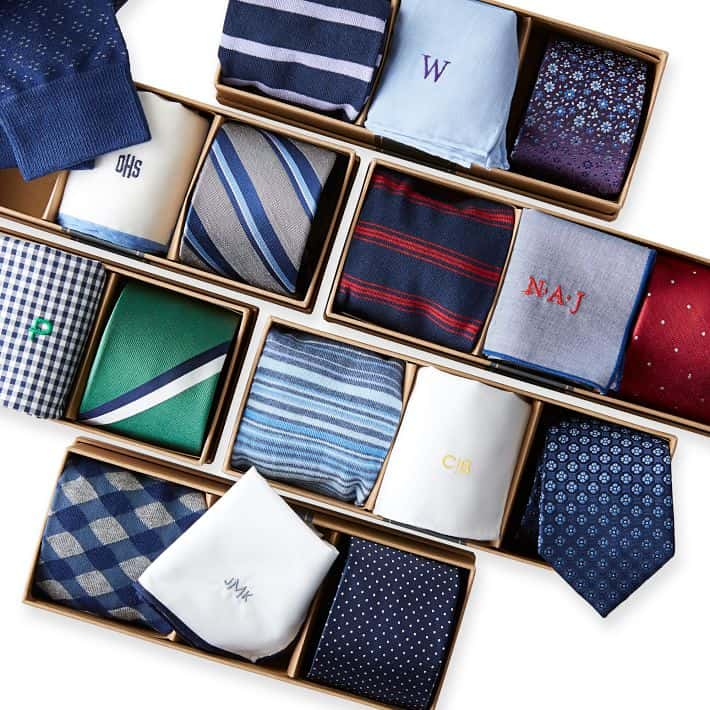Tie Bar Gift Set