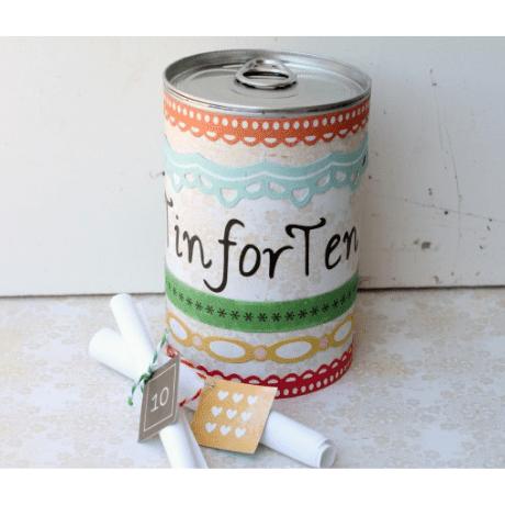 Tin for Ten