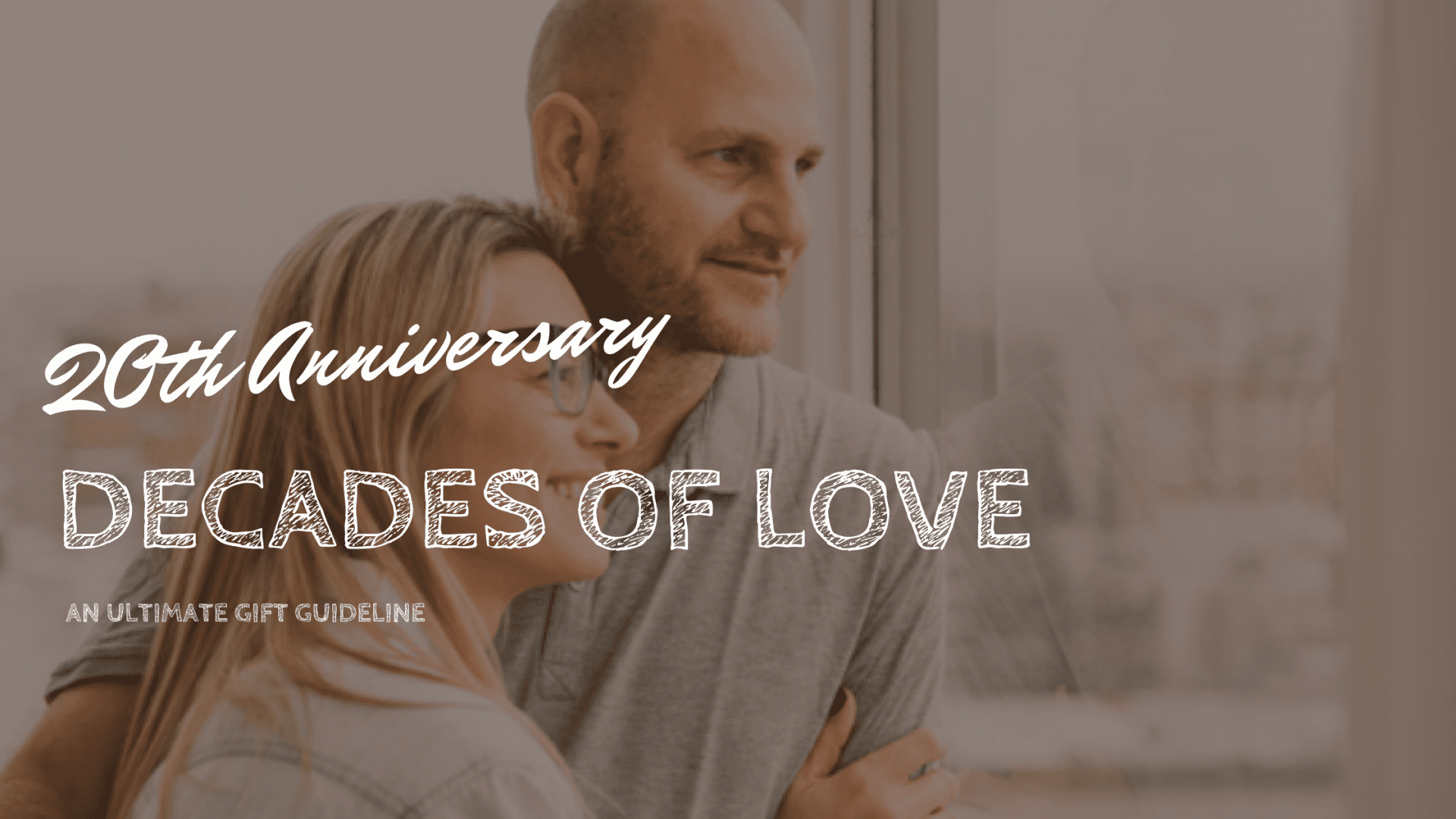 35+ 20th Anniversary Gift Ideas to Celebrate Decades of Love with Your Spouse (2021)