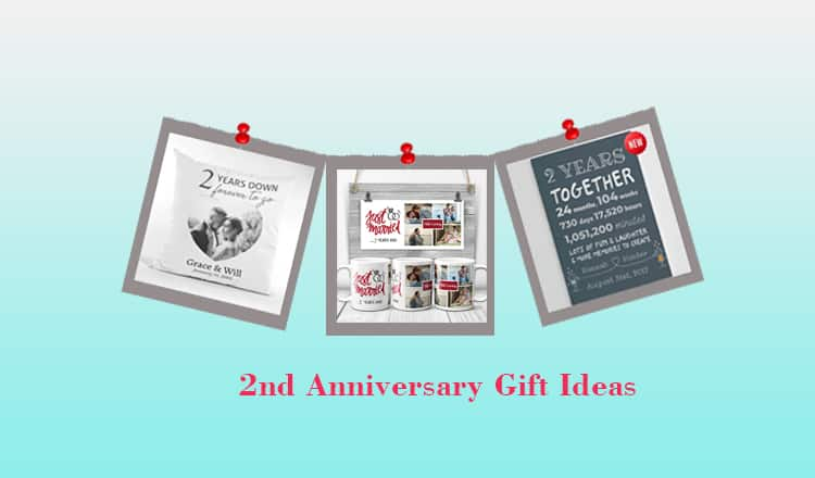 24 The Best 2nd Anniversary Gift Ideas for Him and Her