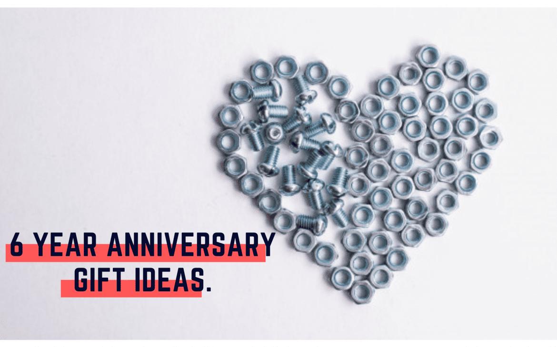 6 Year Anniversary Gift Thumbnail