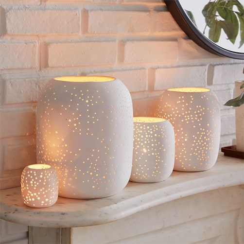 Constellation Hurricanes & Vases Collection