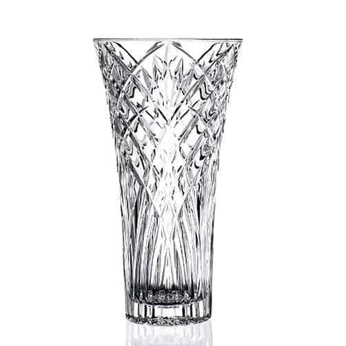 fifteen year anniversary:Crystal Vase