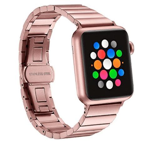 Platinum Apple Watch - 20th Anniversary Gifts