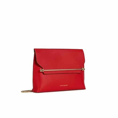 40th wedding anniversary idea:Stylist Bag in Ruby