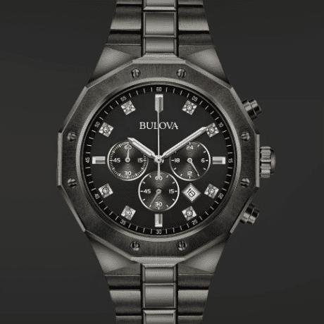 Classic Diamond Watch