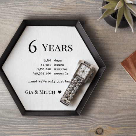 Custom Tray with your Wording