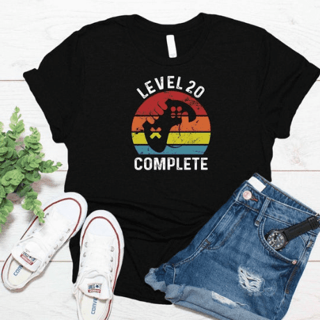 20 Complete Shirt
