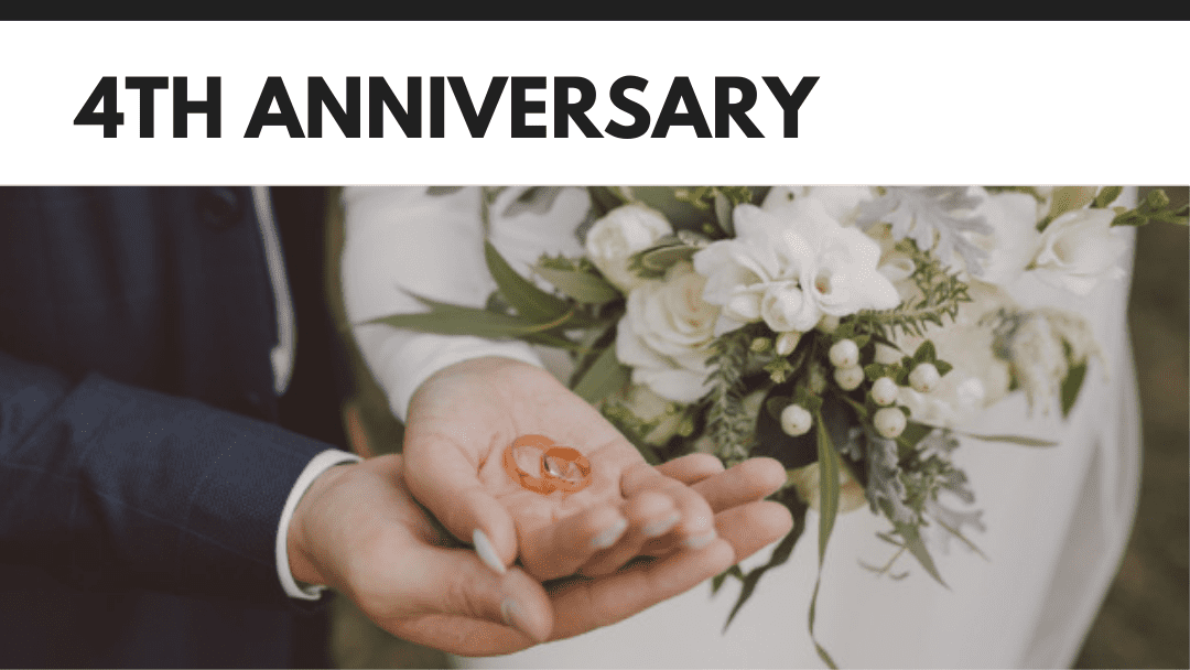 4th anniversary gift - thumbnail