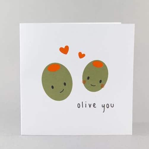 last minute anniversary gifts for wife: Funny Anniversary Card