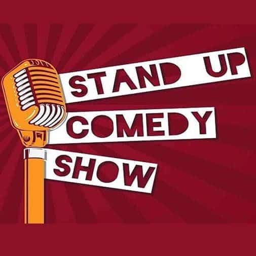 Go to a Stand-up Comedy Show