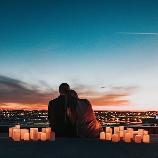 cheap anniversary date ideas: have a date night