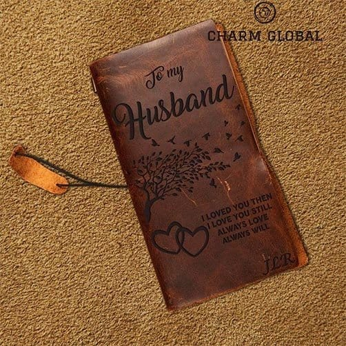 anniversary gifts idea for husband: Journal