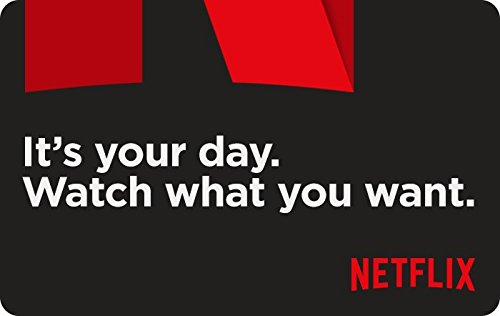 quick anniversary gifts: Netflix Gift Card
