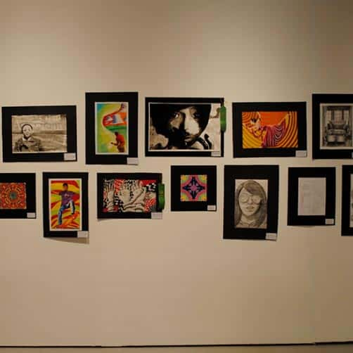 Visit a Local Art Gallery