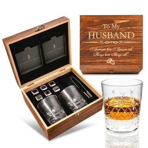 Whiskey Stone Gift Set