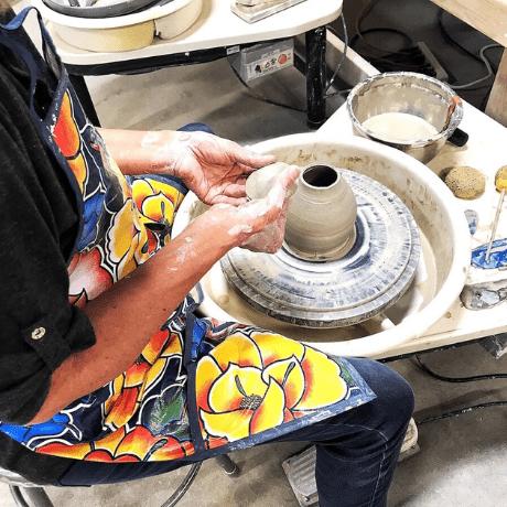 Ceramic Classes - 8 year anniversary gift