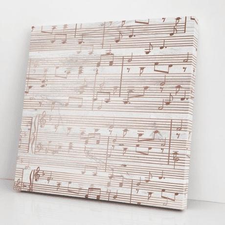 Sheet Music Artwork - 7th anniversary