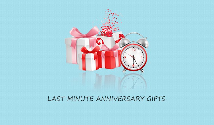 20 Quick Last Minute Anniversary Gifts for Couples