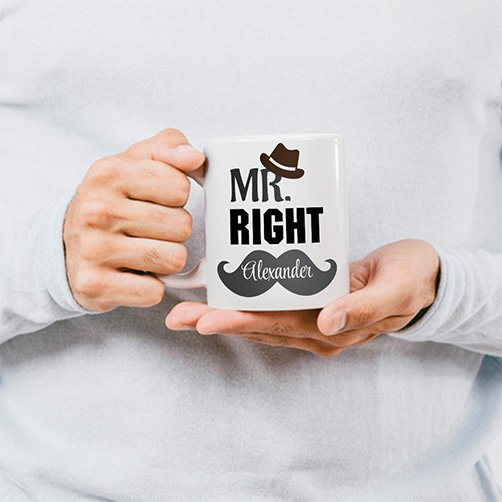 creative anniversary ideas your parents: Couple Mug