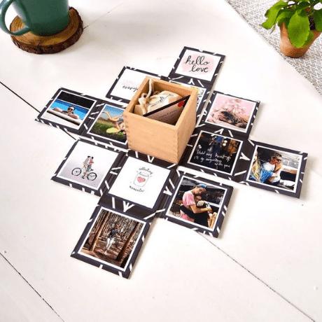 Love Box - 3rd anniversary gift