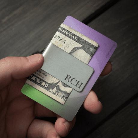 Personalized Money Clip