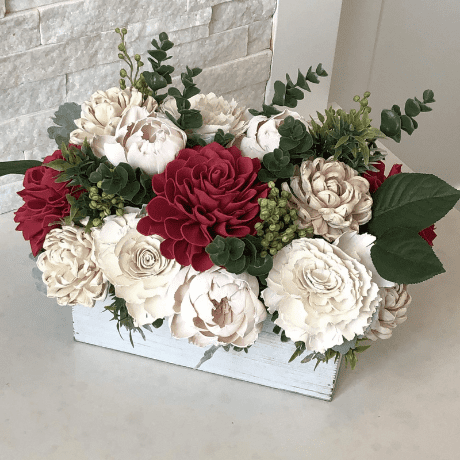 Simply Charming Centerpiece