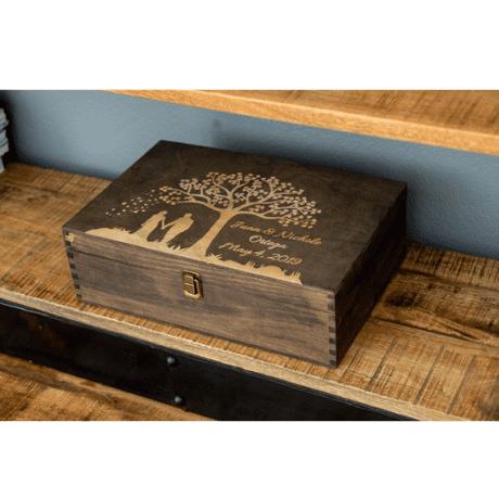 Keepsake Box - anniversary gifts by her