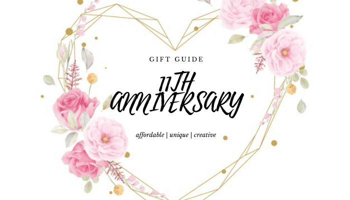 Finding the Ideal 11th Anniversary Gift for Your Spouse