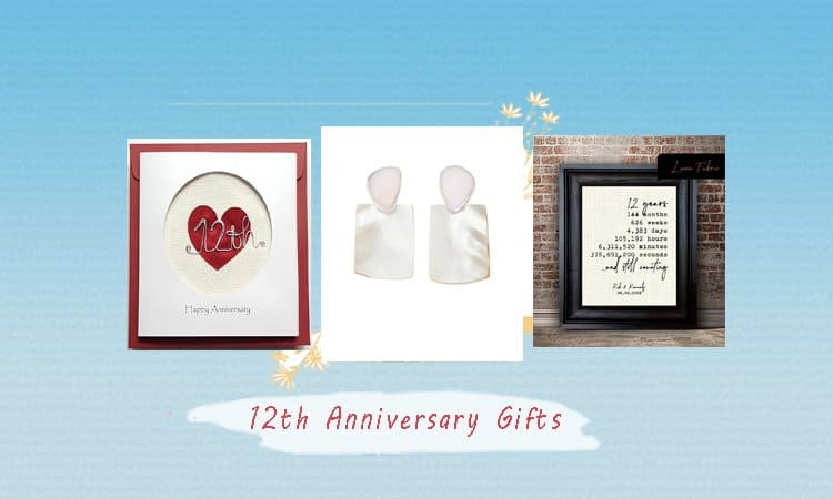 12th-anniversary-gifts