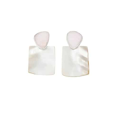 Earring Mother of Pearl