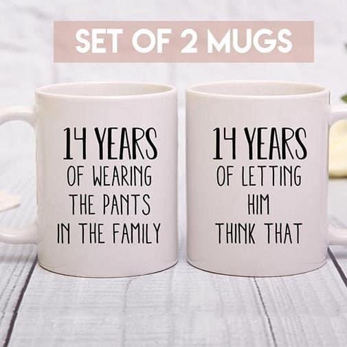 Funny Marriage Mug
