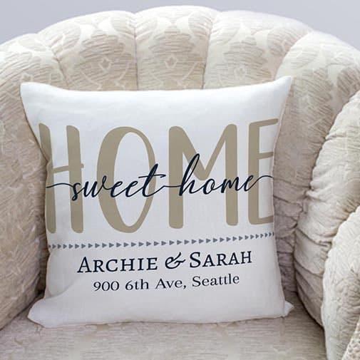 home-pillow