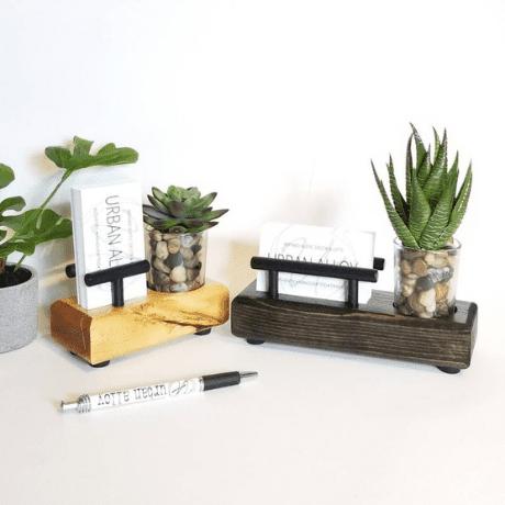 Desk Organizer - 7th anniversary gift