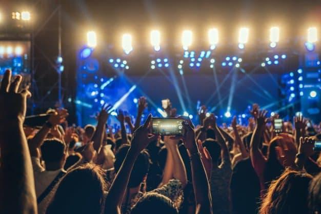 See Live Music - anniversary ideas