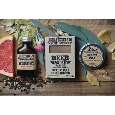 Beard Kit - 16th anniversary gifts