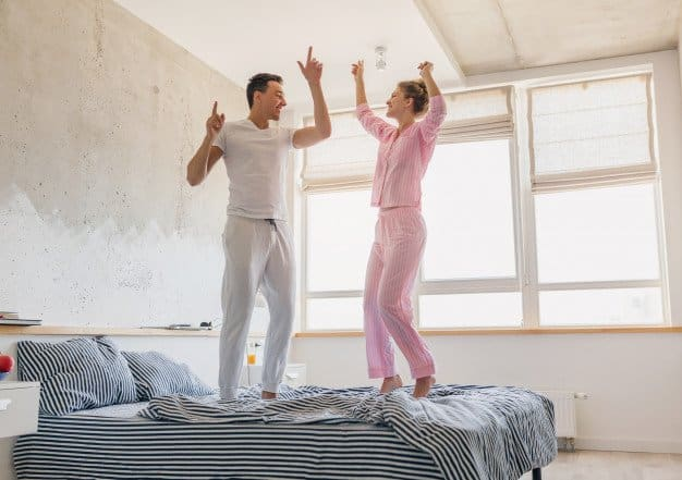 Stay At Home - anniversary ideas